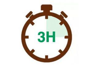 時間いっぱいプラン3h